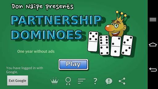 Partnership Dominoes Apkfinish screenshots 5