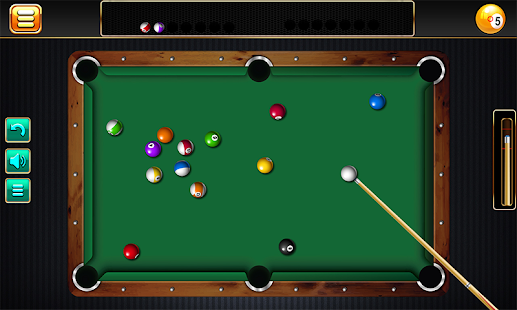 Pool Bar Screenshot