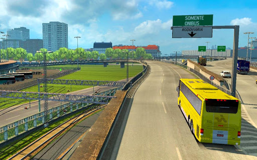 Road Driver: Free Driving Bus Games - Top Bus Game 1.0 screenshots 4