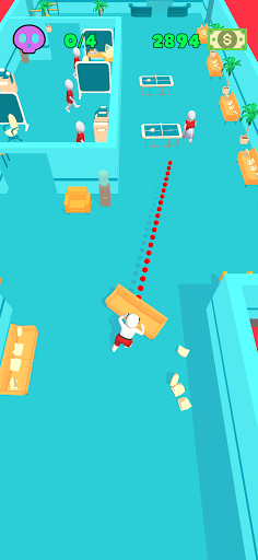 Code Triche Office Attack 3D! (Astuce) APK MOD screenshots 2