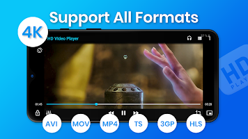 Video Player HD All Formats - Full Video Player HD