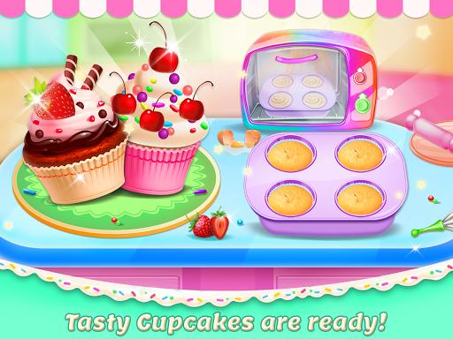 Sweet Bakery Chef Mania: Baking Games For Girls 2.8 Screenshots 11