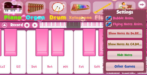 Pink Piano 1.14 Screenshots 3
