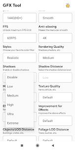 GFX Tool Pro For PUBG 4