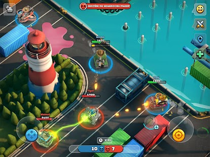 Pico Tanks: Multiplayer-Mayhem Screenshot