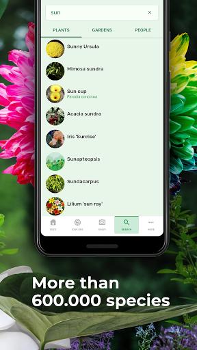 PlantSnap - FREE plant identifier app apktram screenshots 3