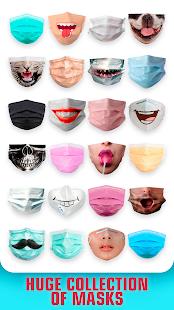 Face mask - medical & surgical mask photo editor 1.0.22 Screenshots 5