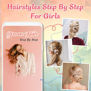 Hairstyle Apk app Hairstyles step by step for girls for Android 1