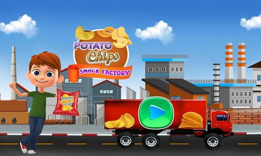 Potato Chips Snack Factory: Fries Maker Simulator 1.1.3 screenshots 5