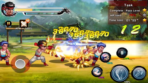 Street Fighting Man - Kung Fu Attack 5 1.0.5.186 screenshots 2