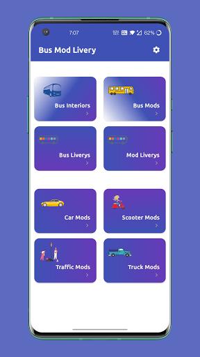 Bus Mod Livery - Bus Simulator Indonesia  screenshots 2