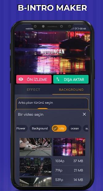B - Intro Make & Creating End Screen screenshot 6