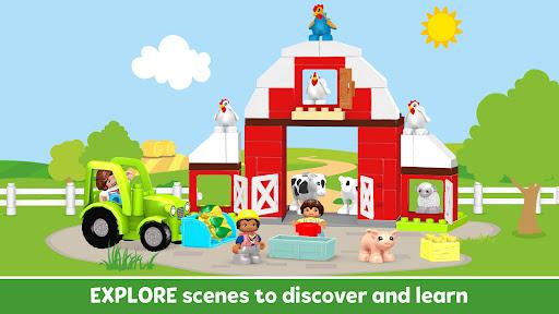 LEGO u00ae DUPLO u00ae WORLD - Preschool Learning Games  screenshots 3