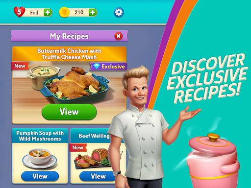 Gordon Ramsay: Chef Blast 1.21.0 screenshots 22