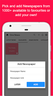 One News - Latest & Short News in 60 words Screenshot