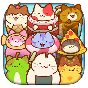 Food Cats Rescue the Kitties! 1.0.3 by Tapps Games logo