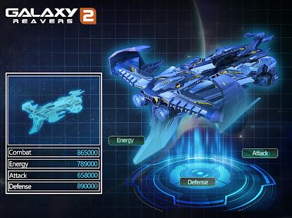 Galaxy Reavers 2 - Space RTS Battle 1.0.961 Screenshots 14