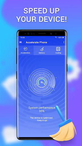 Cleaner - clean the phone, memory, cache & booster apktram screenshots 1