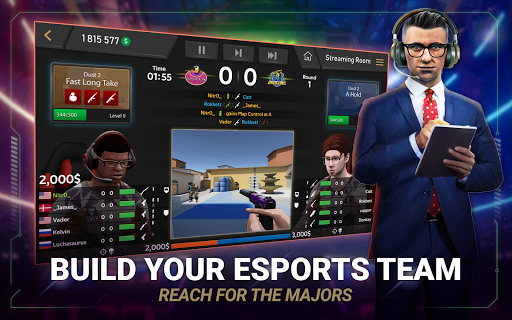 FIVE - Esports Manager Game 1.0.3 screenshots 7