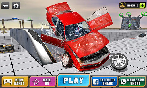 Derby Car Crash Stunts 2.2 screenshots 1