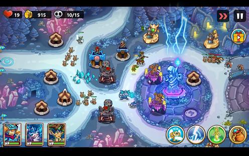 Kingdom Defense:  The War of Empires (TD Defense) 1.5.7 Screenshots 8