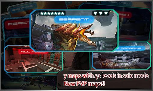 Star Warfare: Alien Invasion HD Mod Apk (God Mode + Unlimited Money) 8