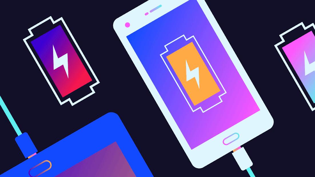 battery saver - fast charjing screenshot 4