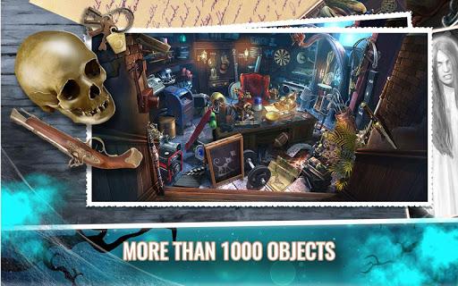 Haunted House Secrets Hidden Objects Mystery Game  Screenshots 3