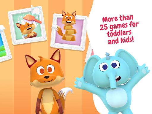 Zoo Games - Fun & Puzzles for kids 1.2.4 screenshots 9