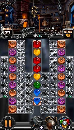 Jewel Bell Master: Match 3 Jewel Blast 1.0.1 screenshots 5