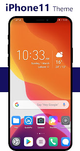 Os14 Theme for Huawei (Emui Theme) 4.2 Screenshots 2