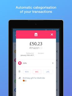 Bankin' - The money and banking app manager Apkfinish screenshots 7