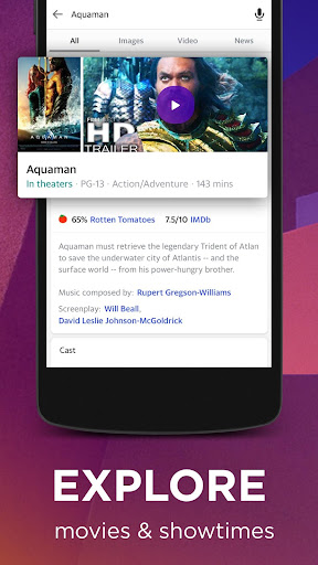 Yahoo Search 5.13.1 Screenshots 5
