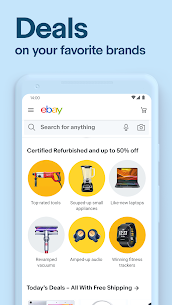 eBay: Buy, sell, and save straight from your phone 3