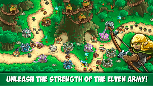 Kingdom Rush Origins - Tower Defense Game  screenshots 3