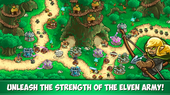 Kingdom Rush Origins - Tower Defense Game apk