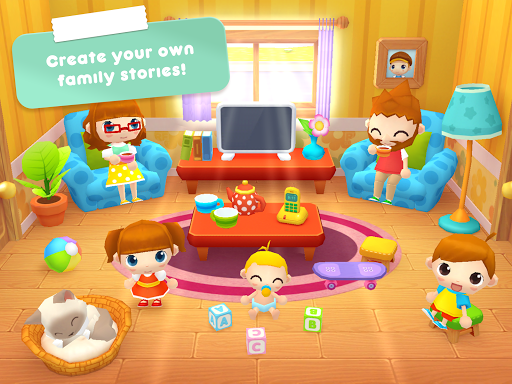 Sweet Home Stories - My family life play house apkpoly screenshots 7