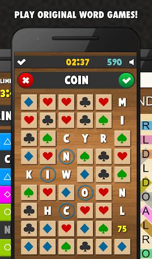 Word Games 94 in 1 - Free  screenshots 3