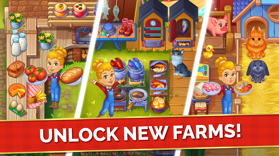 Farming Fever GiftCode Unlimited Money 0.7.1 2