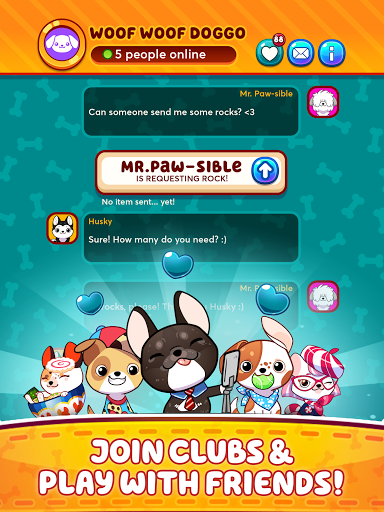 Dog Game - The Dogs Collector! 0.99.01 screenshots 23