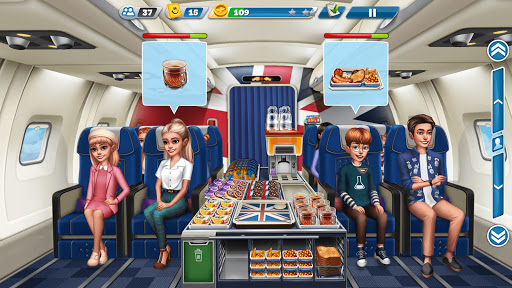 Airplane Chefs - Cooking Game  screenshots 5