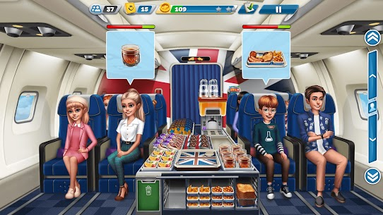 Airplane Chefs For Android (MOD, Unlimited Money) 5