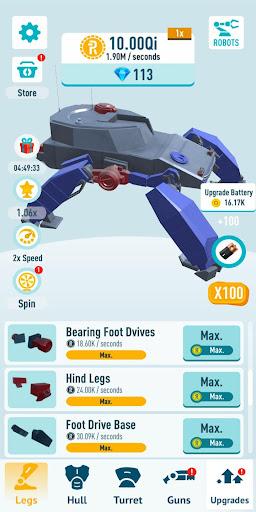 Idle Robots  screenshots 20