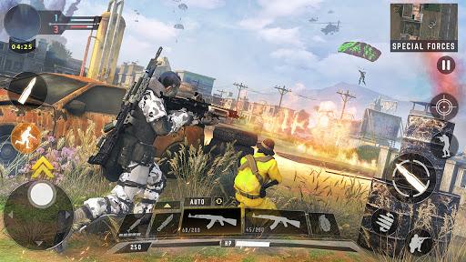 Free Fire Game 2021- FPS Shooting Game 1.9 screenshots 8