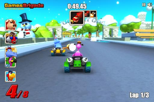 Go Kart Go! Ultra! 2.0 Screenshots 2