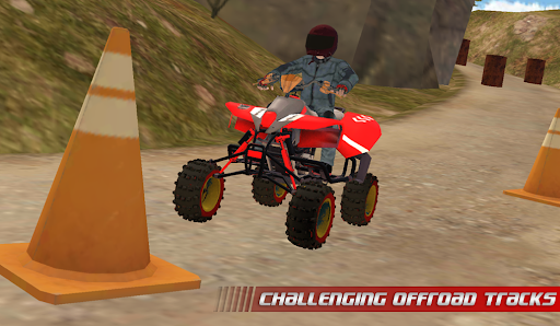 ATV Quad City Bike: Stunt Racing Game 1.0 screenshots 4