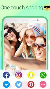 Sweet Selfie - Beauty Camera & Best Photo Editor Screenshot