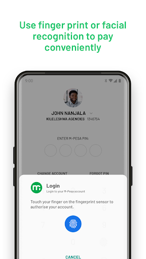 M-PESA android2mod screenshots 2