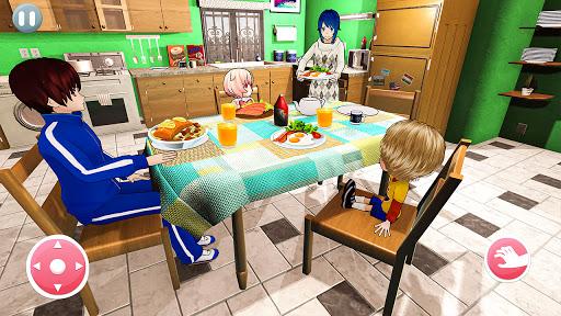 Pregnant Mother Simulator: Anime Girl Family Life screenshots 11