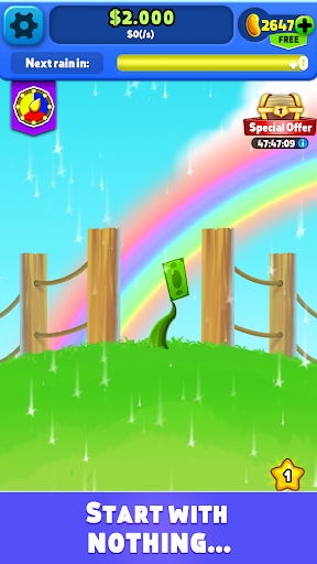 Money Tree - Grow Your Own Cash Tree for Free! modavailable screenshots 2